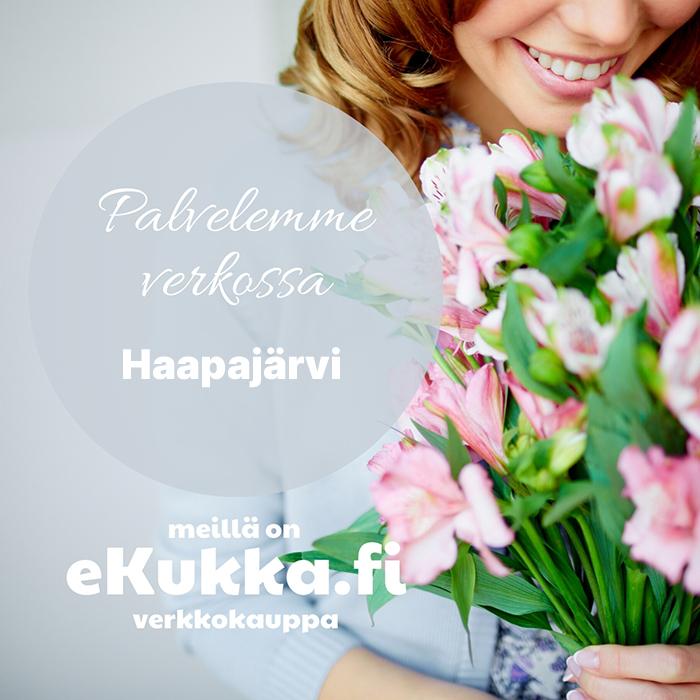 Haapajärven kukkakaupan verkkokauppa